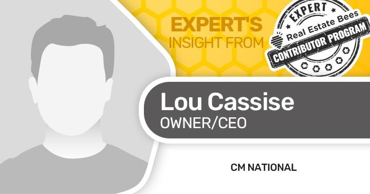 Lou Cassise Real Estate Developer