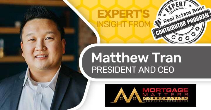Matthew Tran Mortgage Broker