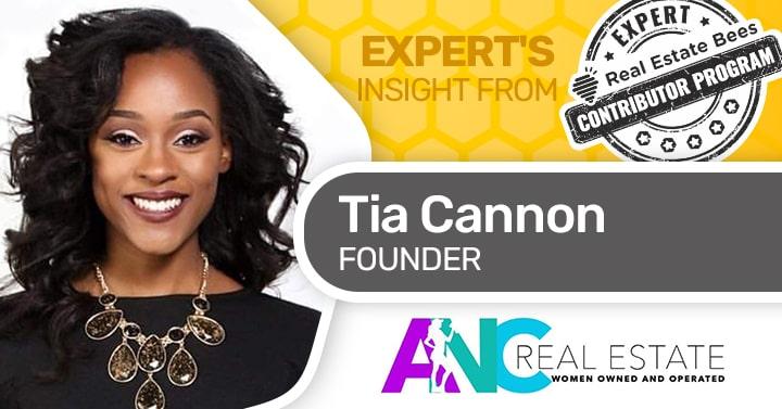 Tia Cannon Real Estate Developer
